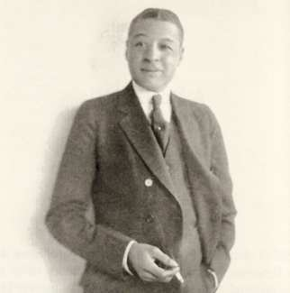 Bert Williams Bert Williams gentleman