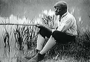 Bert Williams in Fish - 1916