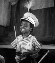 Billie Buckwheat Thomas in Our Gang Follies of 1938