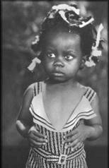 Billie Buckwheat Thomas as a Pickaninny stereotype