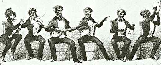 The Christy Minstrels - 1847